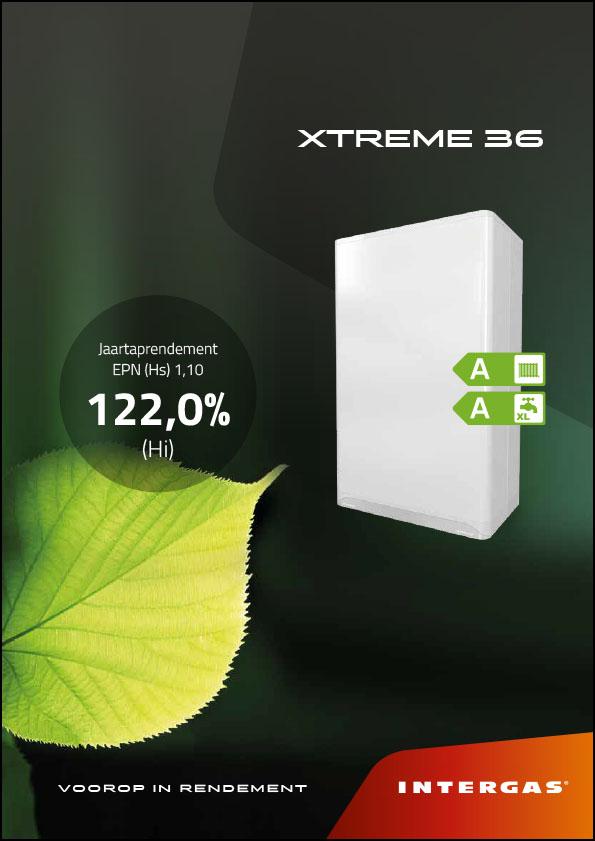 Brochure Intergas Xtreme 36.